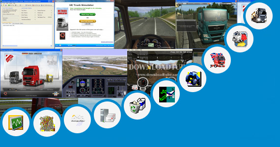 Software collection for Microsoft Truck Simulator
