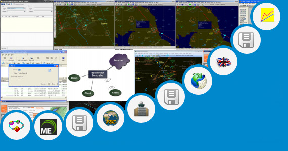 Software collection for Free Traffic Control Plan Software