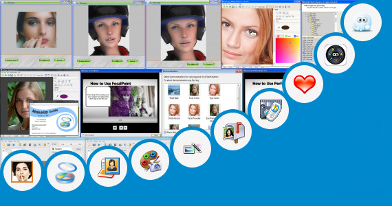Software collection for Photo Editor Face Clear Software