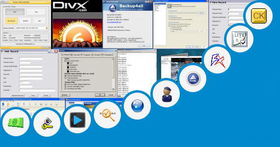 Software collection for Infocus Lite Show Manager