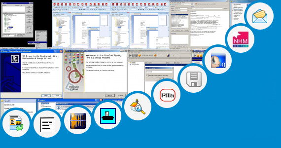 Software collection for Office Letter Writing Software