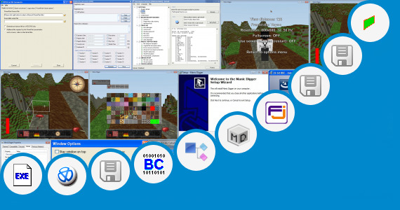 Software collection for Minecraft Sp Exe 32 Bit