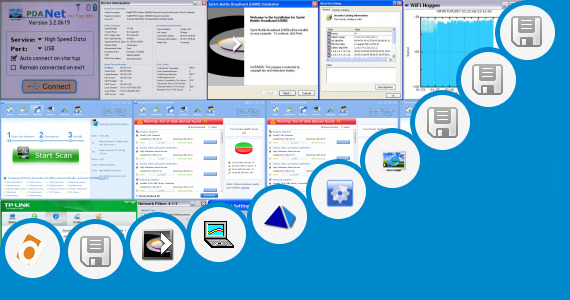 Software collection for Hp 650 Wireless Drivers