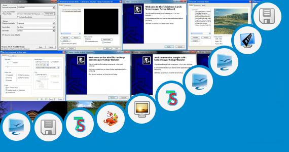 Download 2D Matrix Screensaver Windows 7 64 Bit