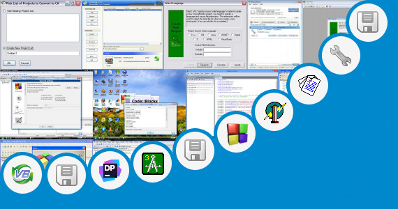 Software collection for Mini Project Vb Net Source Code