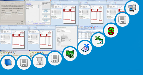 Software collection for Restaurant Billing Software Excel