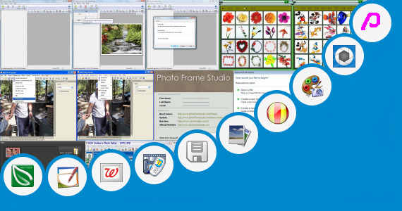 Software collection for Friends Matrix Photo Editor