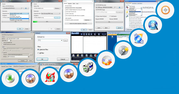 Software collection for Nrg Image File Burn In Pendrive