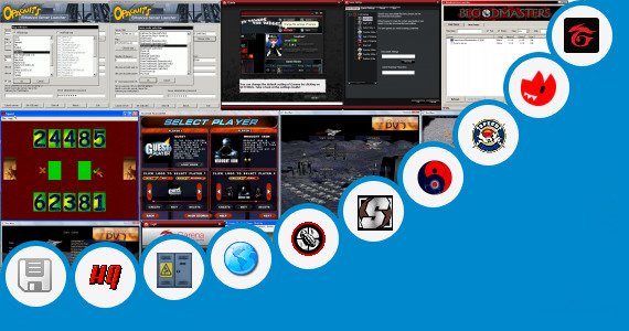 Software collection for How To Create Lan Game In Nba2k13