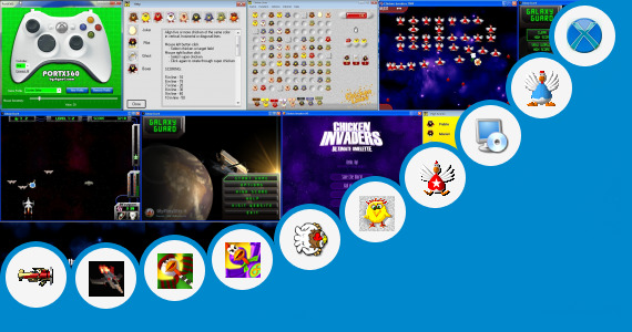 Software collection for Name And Key For Chicken Invaders 4