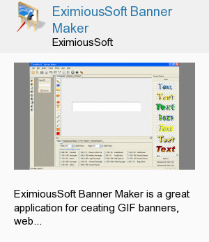 EximiousSoft Banner Maker