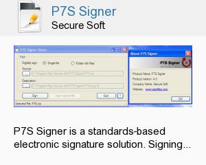 P7S Signer