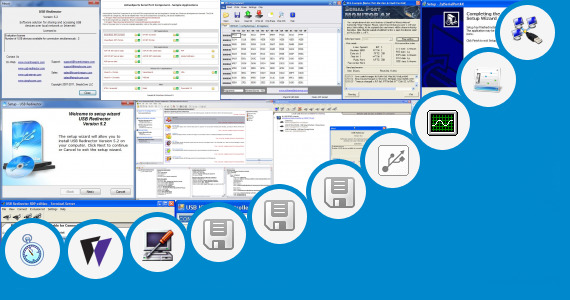 Software collection for Spt Box Usb Serial Port