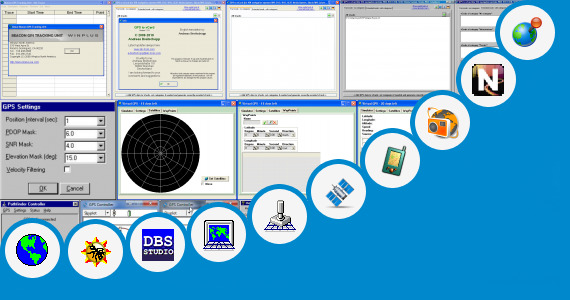 Software collection for Gps Pianet Navigation Software