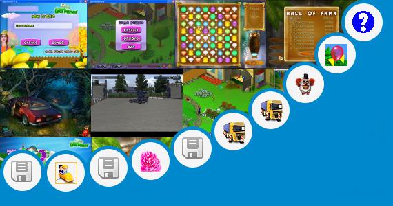 Software collection for Game Jar Parking Challenge