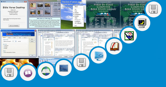 Software collection for Tagalog Bible Installer