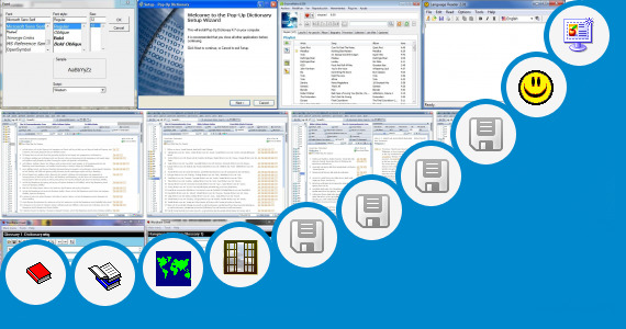 Software collection for Autodata Greek Language