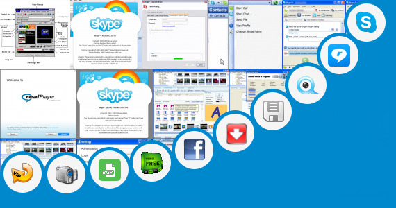 Software collection for Facebook Video Call Setup For Windows 7 64 Bit