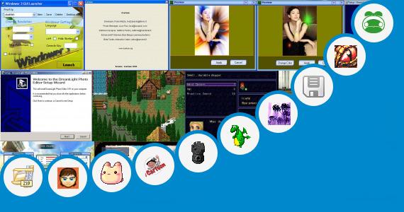 Software collection for Gambar Gambar Final Fantasy 7