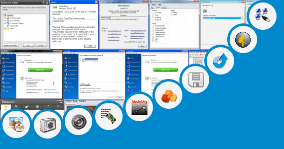 Software collection for Usb Vga Pc Camera Series Driver