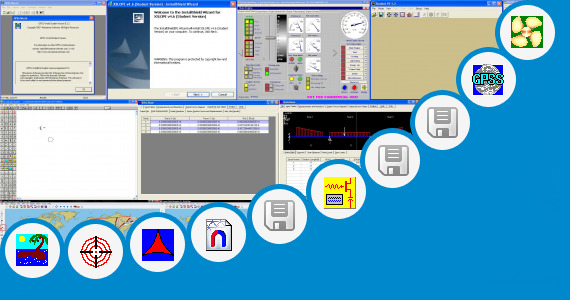 Software collection for Ansoft Student Version