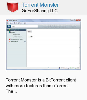 Torrent Monster