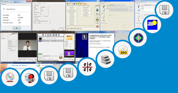 Software collection for Free Win Xp Sp2 Iso Usb