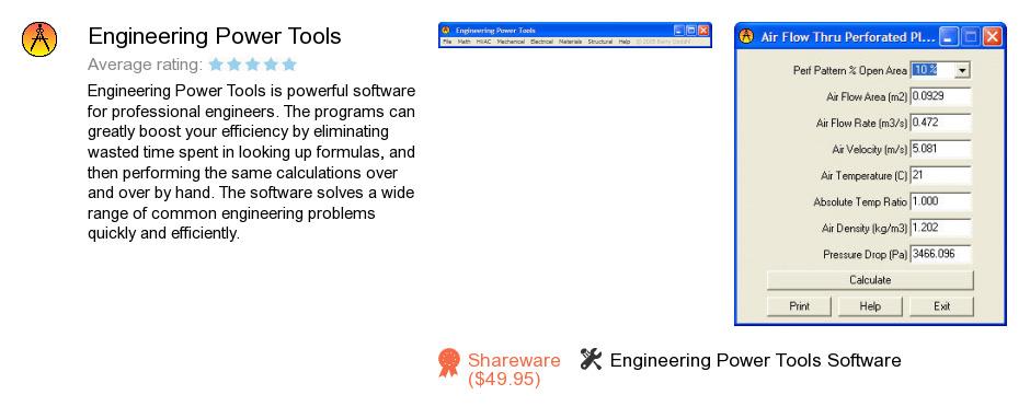 Engineering Power Tools