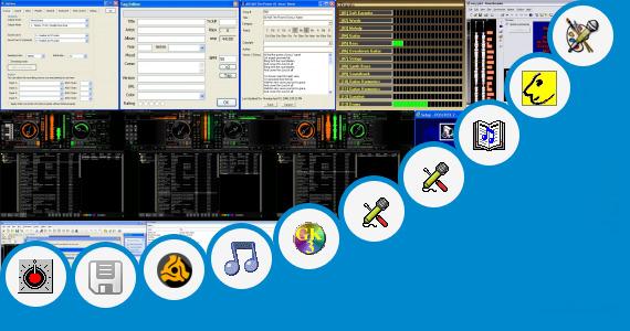 Software collection for Karaoke Visual Hindi Songs S