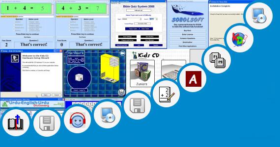 Free Learning Softwares in Urdu