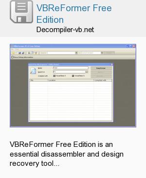 VBReFormer Free Edition