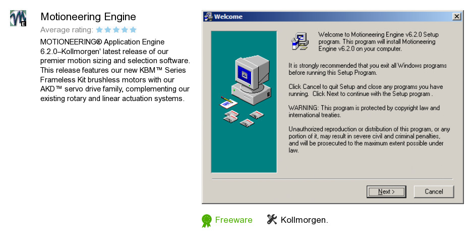 Motioneering Engine
