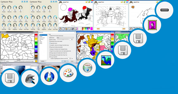 Software collection for Painting And Drawing Of Save Water
