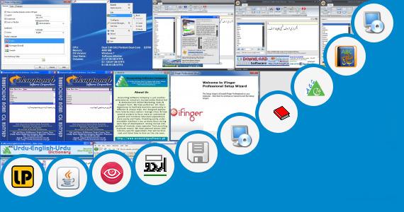 Software collection for Offline Urdu To Urdu Dictionary