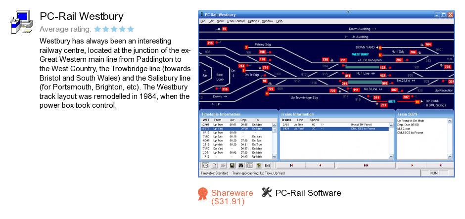 PC-Rail Westbury