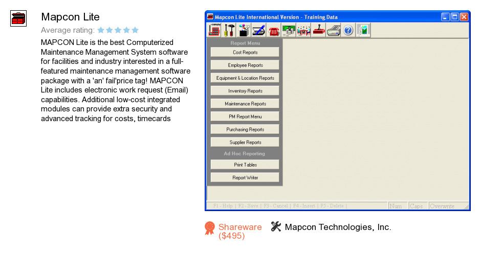 Mapcon Lite
