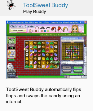 TootSweet Buddy