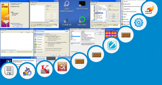 Software collection for Potplayer Keyboard Shortcuts