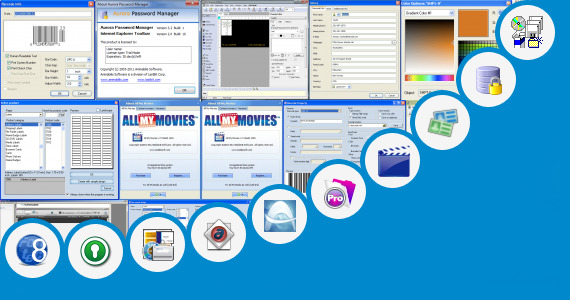 Access business card database free password manager and for Business card database