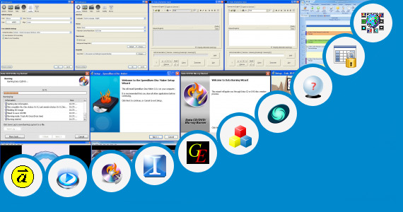 Software collection for Software Emc Style Work Xt Universal