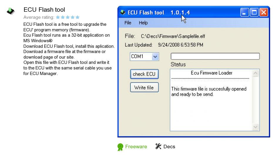 Ecu Flashing Software Free Download - setiopolisbridal
