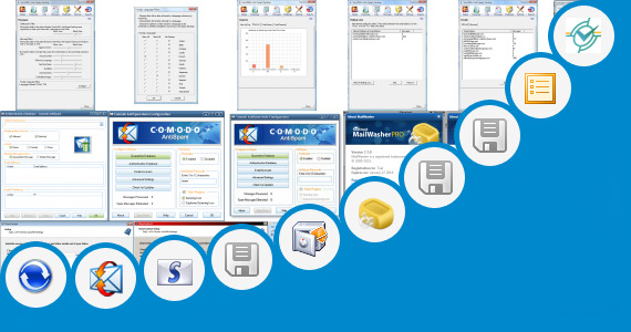 Software collection for Outlook Setup For Accenture Email