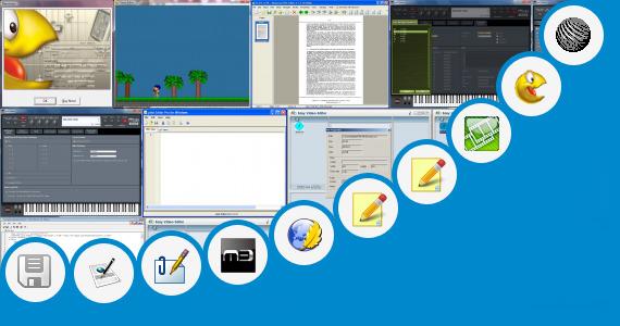 Screenshots of plist Editor for Windows