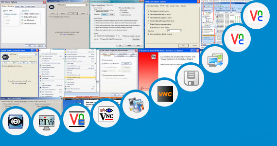 Software collection for Tiger Vnc Viewer