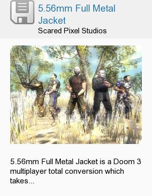 5.56mm Full Metal Jacket