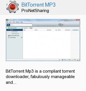 BitTorrent MP3