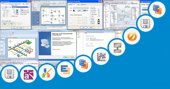Software collection for Etl Data Flow Sample Diagram