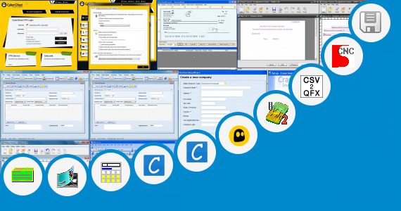 Software collection for Axis Bank Windows 8 App
