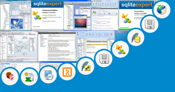 Sqlite Report Generators - WindSoft and 89 more