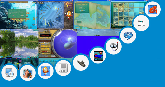 Pc sea fishing games fishing fun game and 89 more for Sea fishing games
